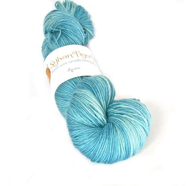 Tethera 4ply - Aqua