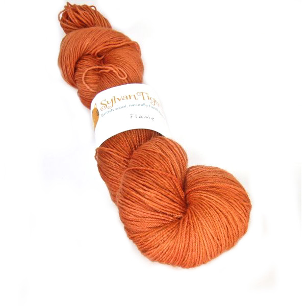 Tethera 4ply - Flame