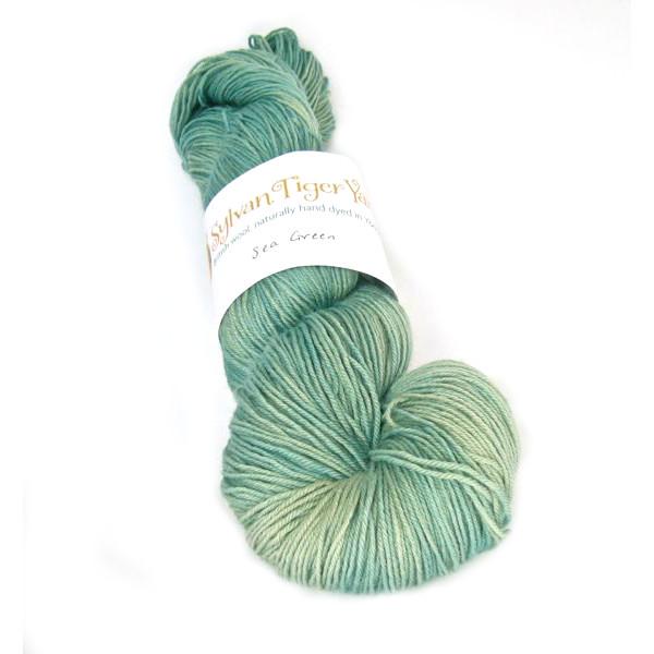 Tethera 4ply - Sea Green