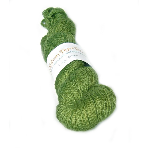 Tyan Lace - Leafy Green