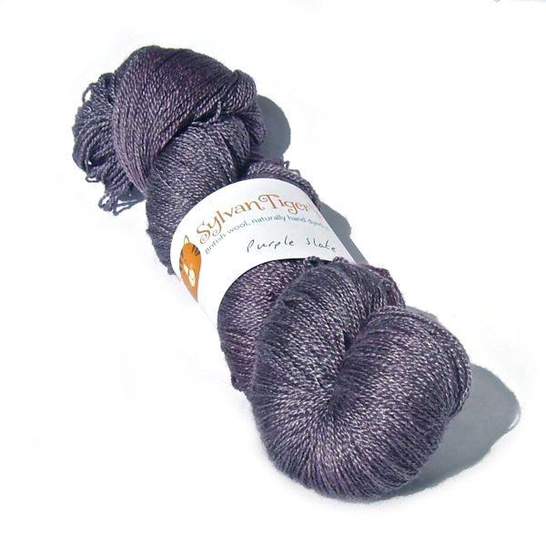 Methera Lace - Purple Slate