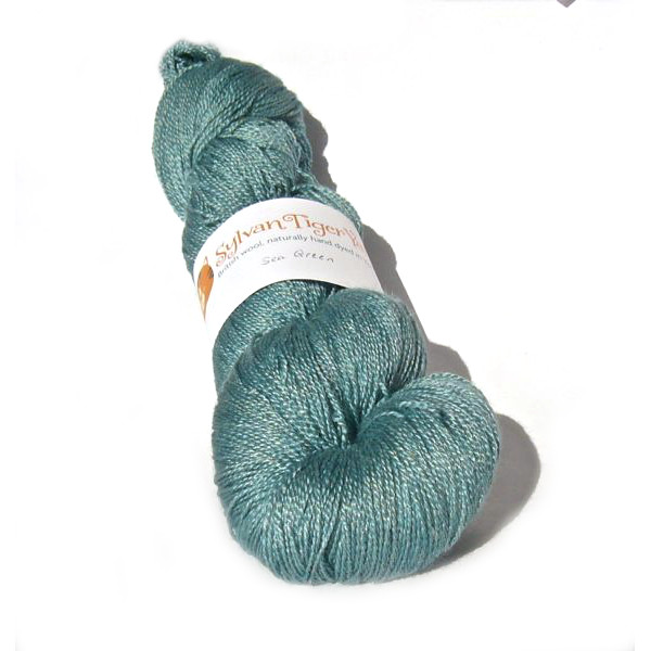 Methera Lace - Sea Green