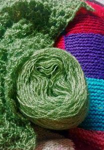 Drooping Elm scarf
