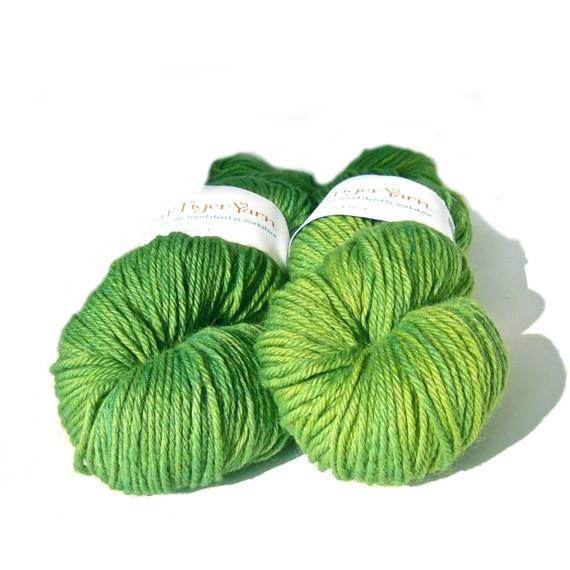 Sethera Aran - Leafy Green